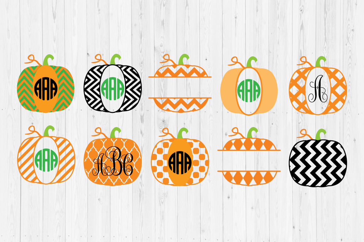 Download Free Pumpkin Files Graphic By Cutperfectstudio Creative Fabrica for Cricut Explore, Silhouette and other cutting machines.