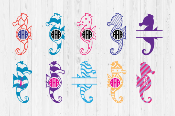 Download Free Seahorse Graphic By Cutperfectstudio Creative Fabrica for Cricut Explore, Silhouette and other cutting machines.