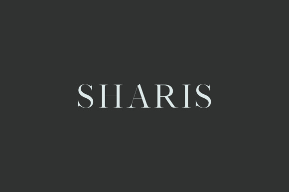 Print on Demand: Sharis Serif Font By Creative Tacos - Image 1
