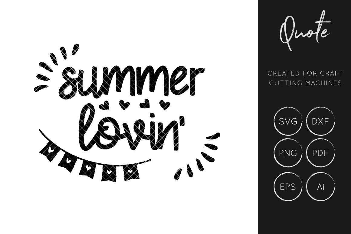Download Free Summer Loving Cut File Summer Lovin Cut File Graphic By for Cricut Explore, Silhouette and other cutting machines.