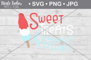 Download Free Sweet Treats Cut File Graphic By Nicole Forbes Designs for Cricut Explore, Silhouette and other cutting machines.