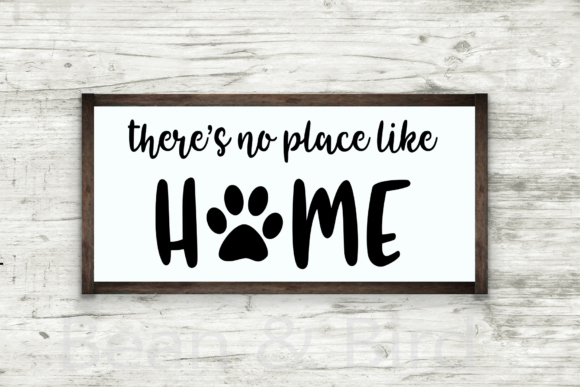 There's No Place Like Home Graphic By Jessica Maike