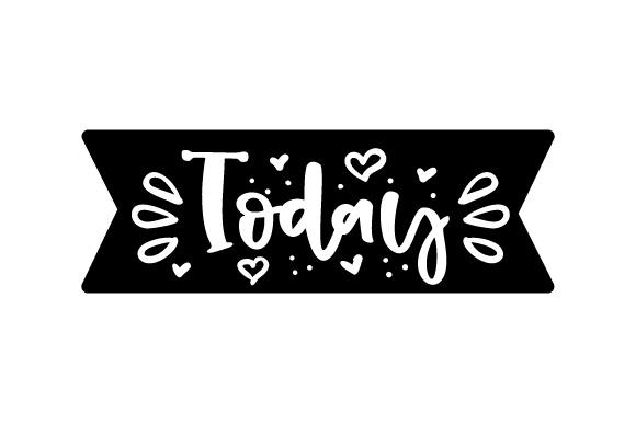 Today Planner Craft Cut File By Creative Fabrica Crafts