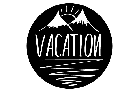 Vacation Planner Craft Cut File By Creative Fabrica Crafts