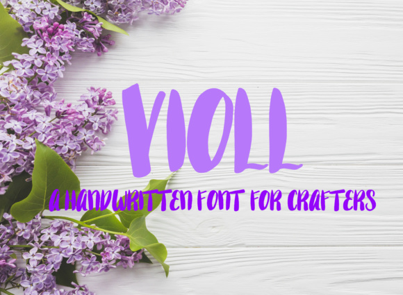 Print on Demand: Violl Script & Handwritten Font By Scout and Rose Design Co