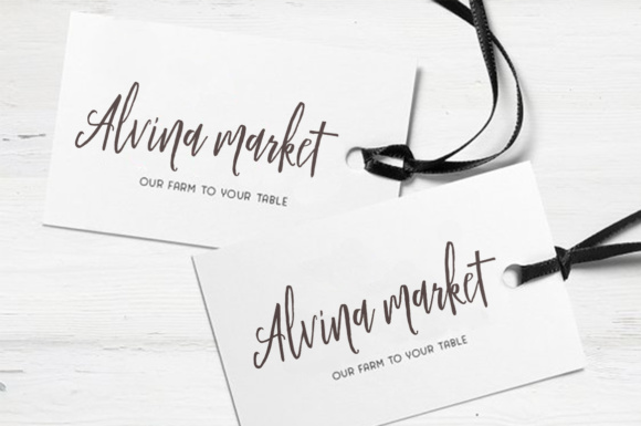 Print on Demand: Wastelands Script & Handwritten Font By Youngtype - Image 6