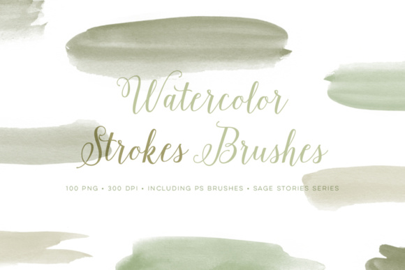 Watercolor Photoshop Brushes Graphic Brushes By By Lef