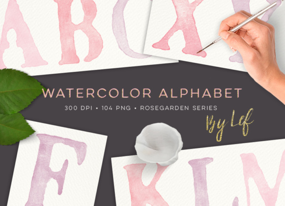 Download Free Watercolor Love And Hearts Bundle Of Clip Art Graphics Graphic for Cricut Explore, Silhouette and other cutting machines.