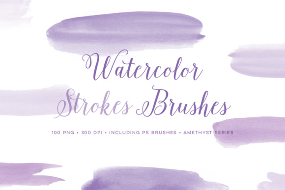 Watercolour Paint Photoshop Brushes Graphic Brushes By By Lef