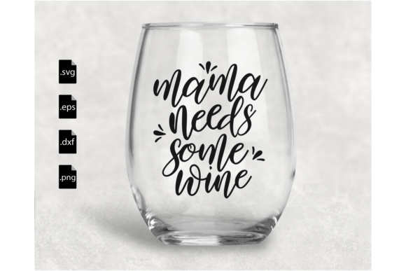 Download Free Wine Quotes Set Grafico Por Craft Pixel Perfect Creative Fabrica for Cricut Explore, Silhouette and other cutting machines.