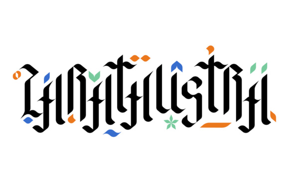 Print on Demand: Zarathustra Family Blackletter Font By Etewut