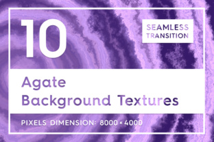 10 Agate Background Textures Graphic Textures By Textures 1