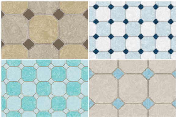 10 Classic Floor Tile Textures Graphic By Sanches812 Creative Fabrica