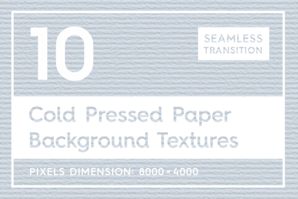 10 Cold Pressed Paper Textures Graphic Textures By Textures