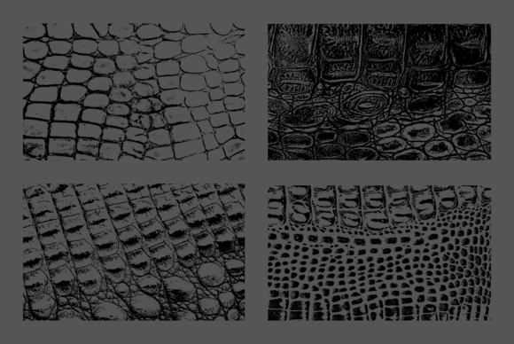Download Free 10 Crocodile Leather Texture Overlay Graphic By Textures for Cricut Explore, Silhouette and other cutting machines.