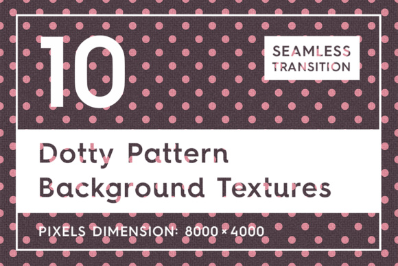 10 Dotty Pattern Background Texture Graphic Backgrounds By Textures