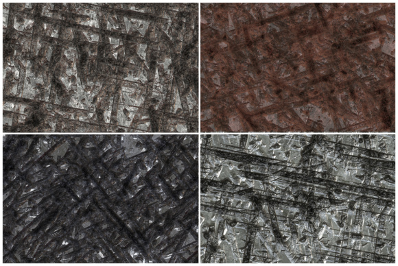 10 Gouged Wall Background Textures Graphic Backgrounds By Textures - Image 2