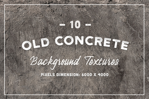 10 Old Concrete Background Textures Graphic Textures By Textures