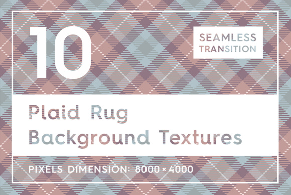 10 Plaid Rug Background Textures Graphic Textures By Textures