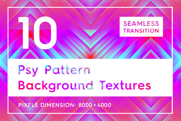 10 Psy Pattern Background Textures Graphic Backgrounds By Textures