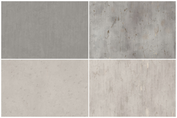 10 Smooth Concrete Background Textures Graphic Textures By Textures - Image 2