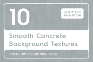 10 Smooth Concrete Background Textures Graphic Textures By Textures