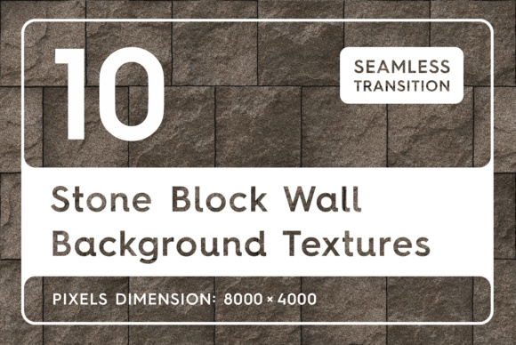 10 Stone Block Wall Textures Graphic Textures By Textures