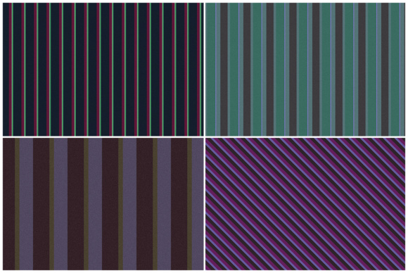 10 Striped Lines Background Textures Graphic Item