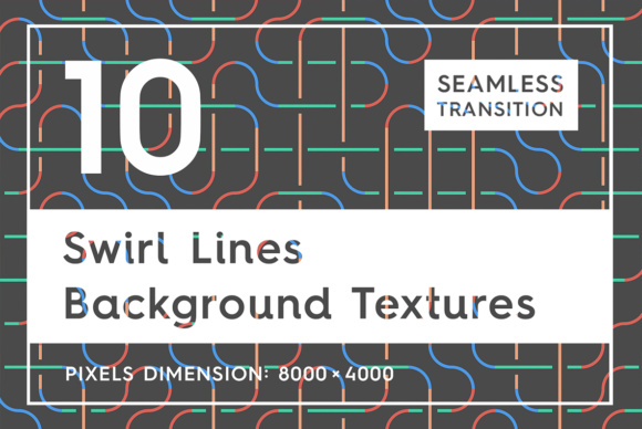 10 Swirl Lines Background Textures Graphic Backgrounds By Textures