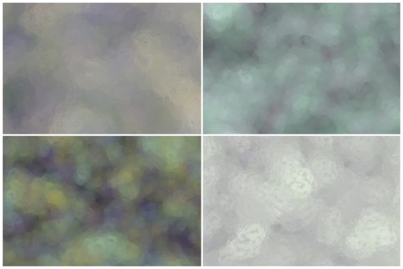10 Vintage Glass Bokeh Backgrounds Graphic Item