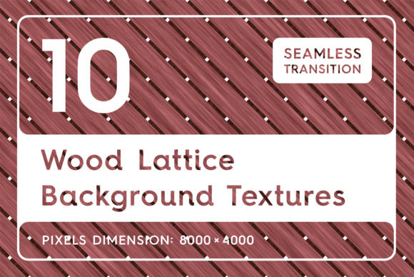 10 Wood Lattice Background Textures Graphic Textures By Textures