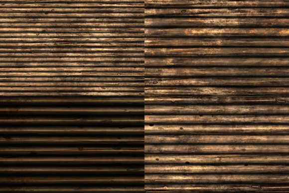 10 Wood Logs Wall Background Texture Graphic Download