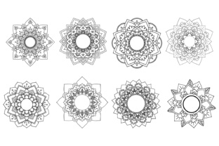 Download Free 15 Mandala Mandala Vectors Graphic By Goran Stojanovic for Cricut Explore, Silhouette and other cutting machines.