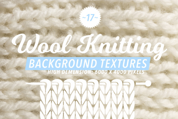 17 Wool Knitting Textures Graphic Textures By Textures