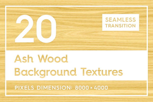 20 Ash Wood Background Textures Graphic