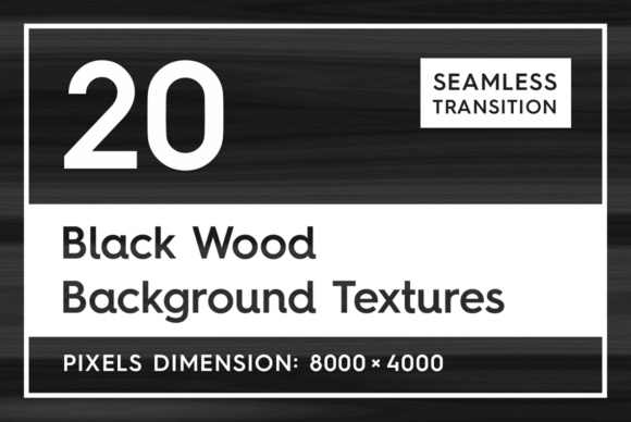 20 Black Wood Background Textures Graphic Textures By Textures
