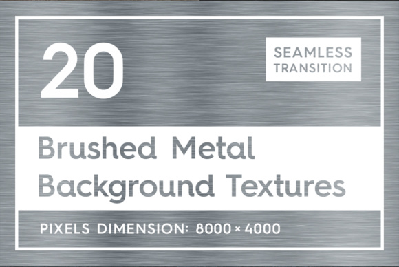 20 Brushed Metal Background Textures Graphic Textures By Textures