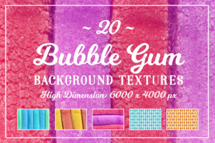 20 Bubble Gum Background Textures Graphic Textures By Textures
