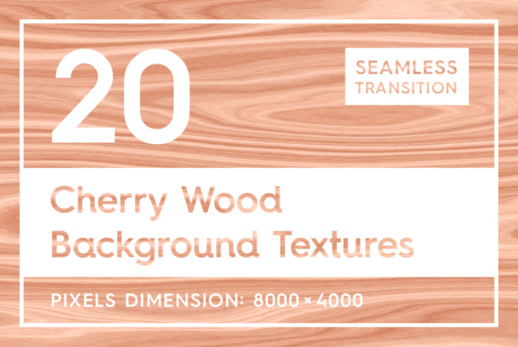 20 Cherry Wood Background Textures Graphic Textures By Textures - Image 1