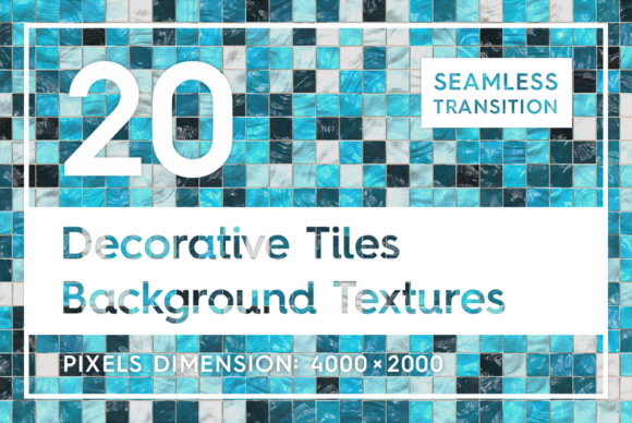 20 Decorative Tiles Backgrounds Graphic Textures By Textures