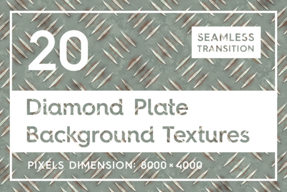 20 Diamond Plate Background Textures Graphic Textures By Textures