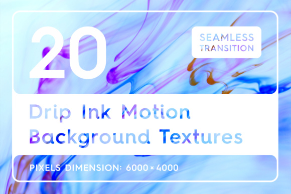20 Drip Ink Motion Background Textures Graphic Backgrounds By Textures