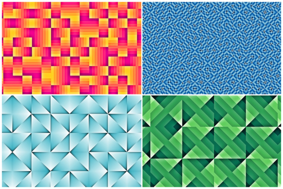 20 Geo Pattern Background Textures Graphic Backgrounds By Textures - Image 3