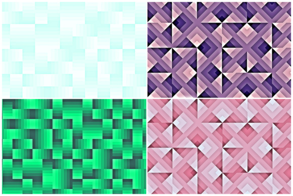 20 Geo Pattern Background Textures Graphic Backgrounds By Textures - Image 6