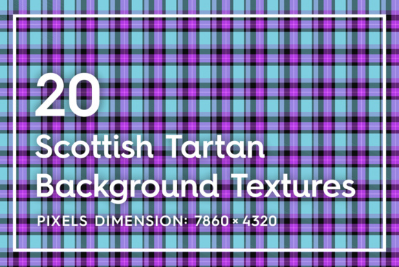 20 Scottish Tartan Backgrounds Graphic Textures By Textures