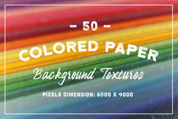 50 Colored Paper Background Textures Graphic Textures By Textures