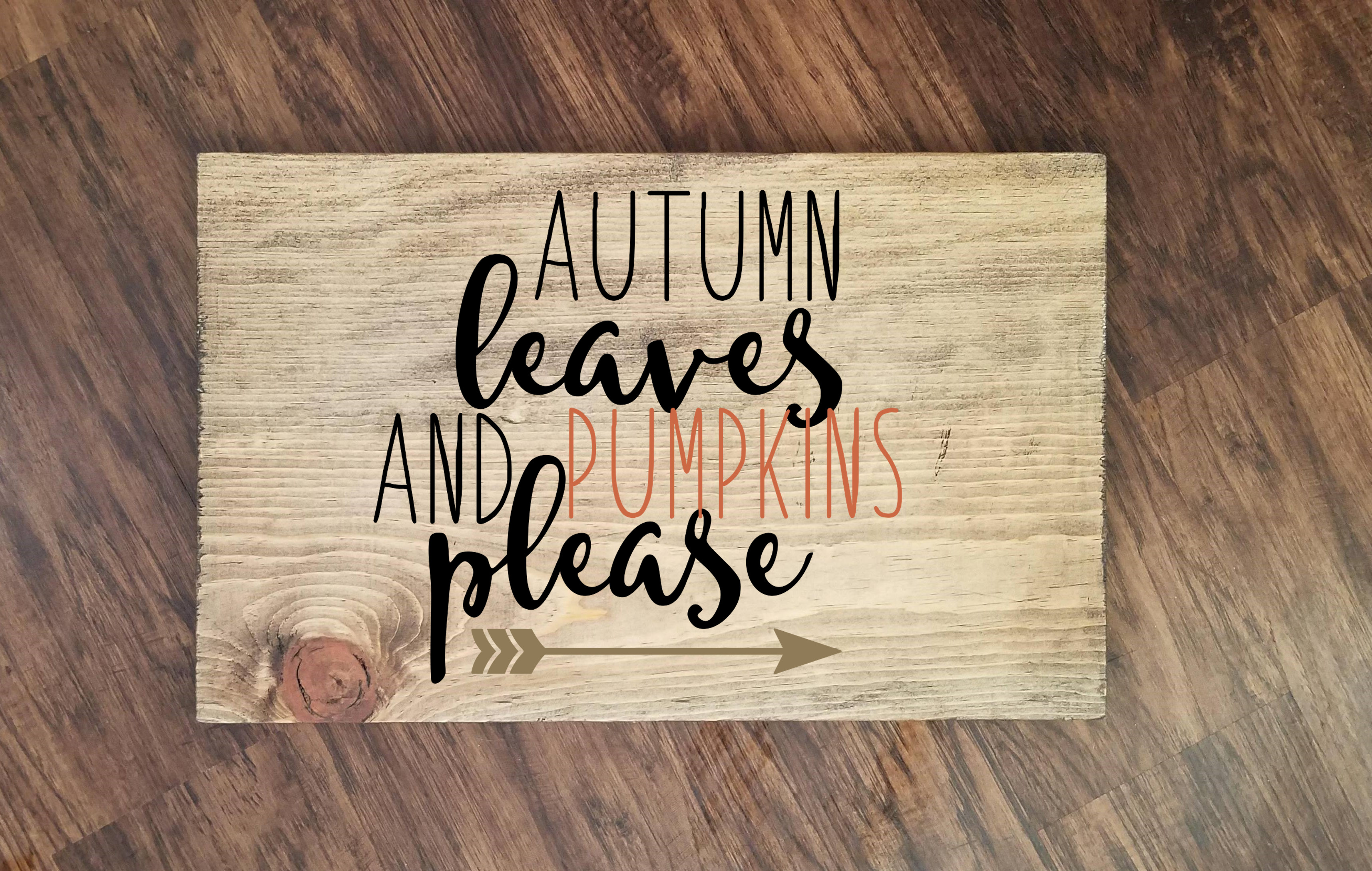 Download Free Autumn Leaves And Pumpkins Please Fall Svg Graphic By for Cricut Explore, Silhouette and other cutting machines.