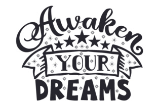 Awaken Your Dreams Craft Design By Creative Fabrica Crafts
