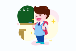 Back to School Illustration Graphic By herbanuts
