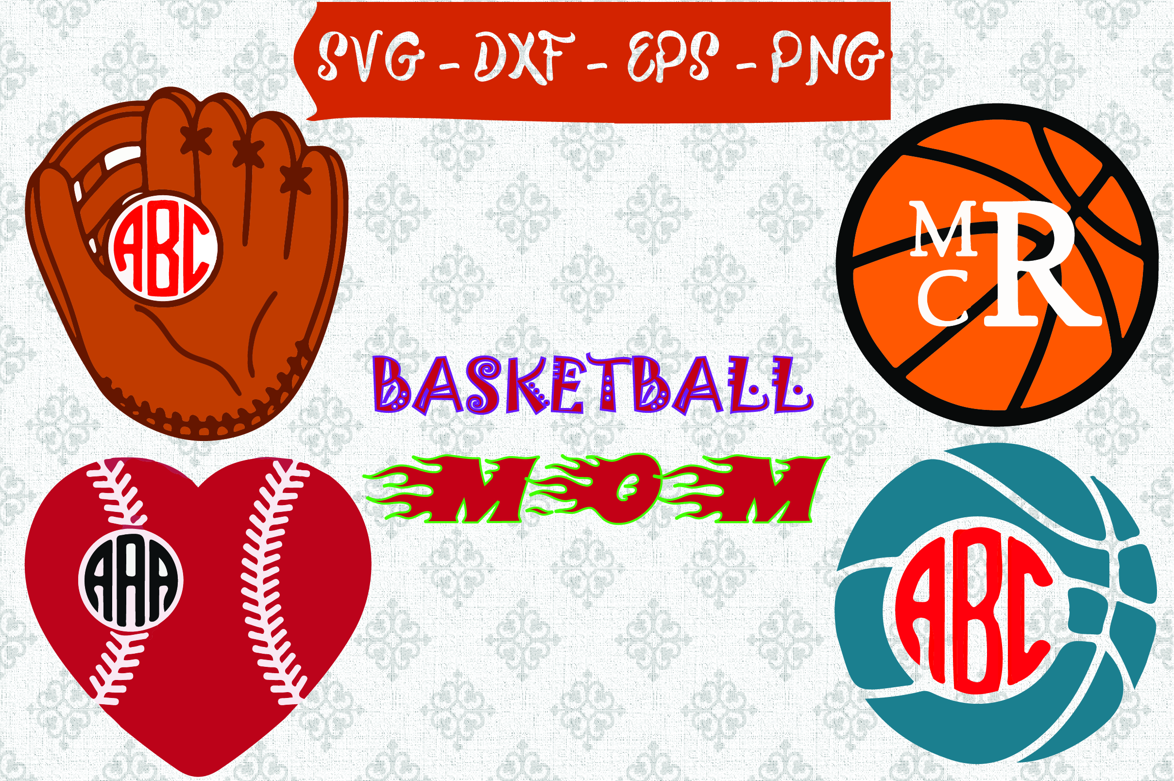 Download Free Basketball Mom Graphic By Best Store Creative Fabrica for Cricut Explore, Silhouette and other cutting machines.